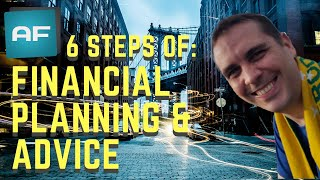 Financial Planning: Six Steps of the Financial Advice Process Tutorial
