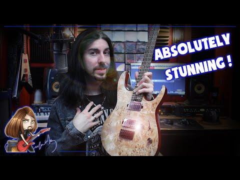 HIDDEN JEM of AFFORDABLE Shred Guitars! - EART Explorer 1