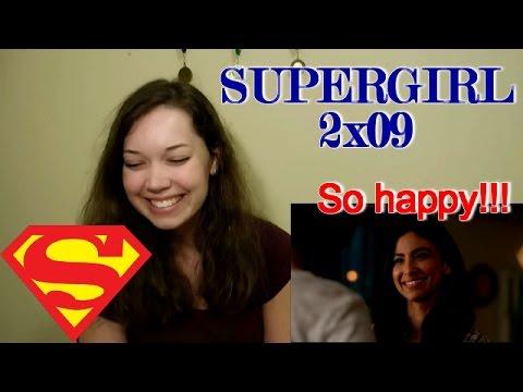 Supergirl Season 2 Episode 9 Reaction