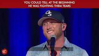 You Should Be Here (with Lyrics) - Cole Swindell