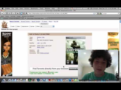 call of duty 4 for mac torrent