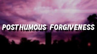 Tame Impala - Posthumous Forgiveness (Lyrics)