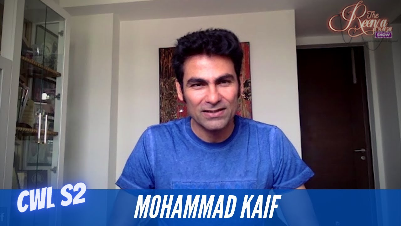 Download Mohammad Kaif | Conversation With Legends | Season 2 - The Reena Dsouza Show