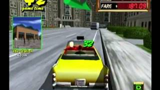 Let's Play Crazy Taxi 2!