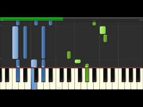 One Direction - Best Song Ever (Synthesia Piano Tutorial 100% [Easy])