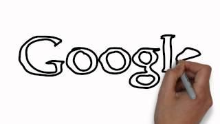 Draw google logo