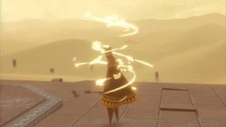 Journey PSN PS4 Game Walkthrough Level 1 With Commentary