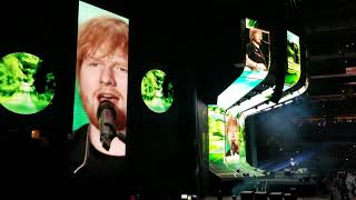Ed Sheeran - Castle on the Hill - Dallas, TX - 10.27.2018