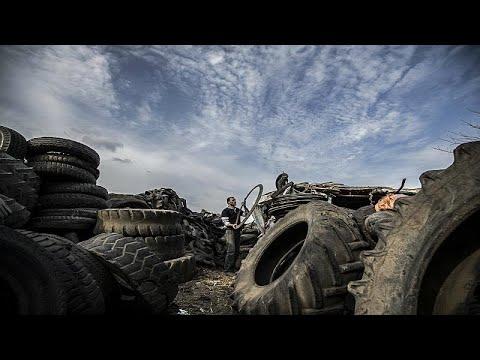 شاهد: إعادة تدوير الإطارات التالفة.. قوتُ يوم قرية -ميت الحارون- المصرية…  - نشر قبل 5 ساعة