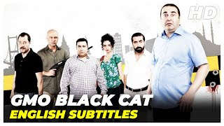GMO Black Cat | Watch Full Turkish Movie (English Subtitles)