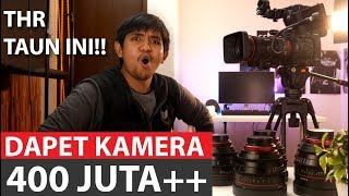 THR Kamera MEWAH BROOO!!!!! | Hands On Canon EOS C200 Indonesia