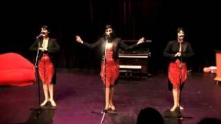 The Margaritas: 'on The Rocks' Cabaret Show