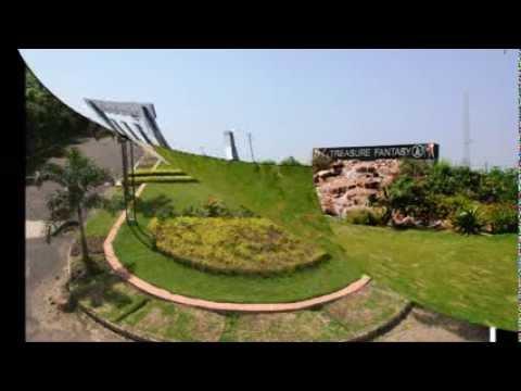Treasure Fantasy Indore - Actual Development