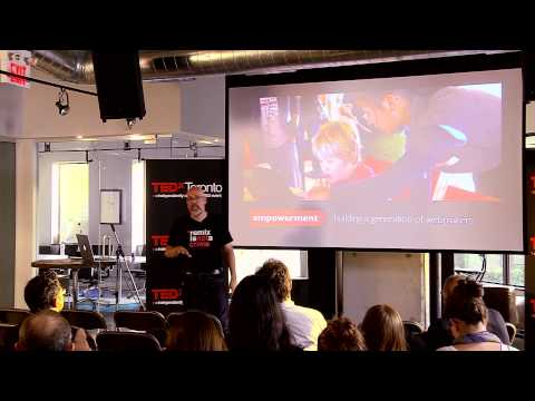 Reinventing the Web We Want: Mark Surman at TEDxTorontoSalon