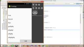 Free Android Application Development Tutorial 23 Part 3 - Creating TODO Android App