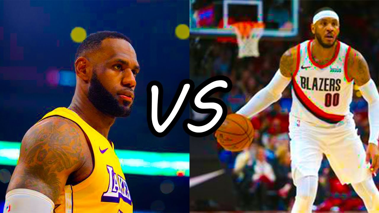 Trail Blazers vs Lakers Full Game Recap! December 28, 2019 ...