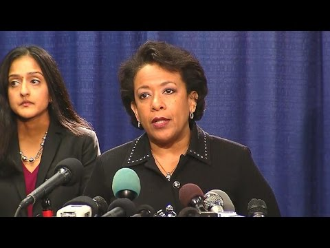 Loretta Lynch: Chicago police use excessive force regularly, violating Fourth Amendment