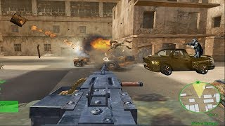 Delta Force: Black Hawk Down, Mission 5, (Besieged)  Gameplay  HD computer games, pc games