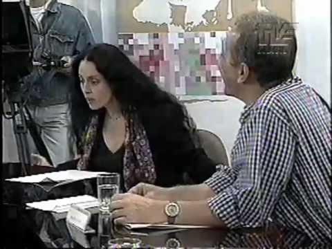 Leda Nagle entrevista Sonia Braga - parte 2 de 2
