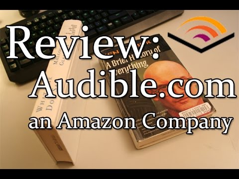 Review: Audible.com an Amazon Company