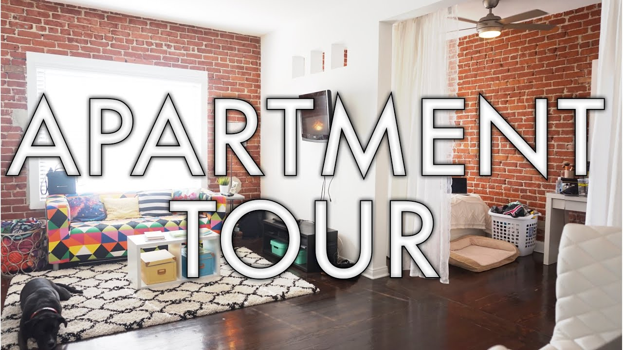 Studio Apartment Tour los angeles studio apartment tour! | storiesinthedust - youtube