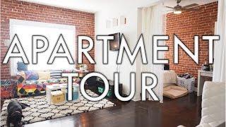 LOS ANGELES STUDIO APARTMENT TOUR! | storiesinthedust