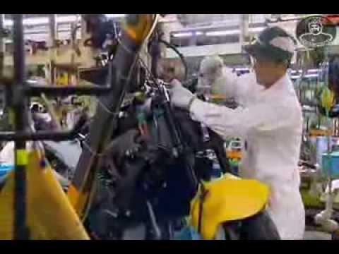 La Historia de Honda