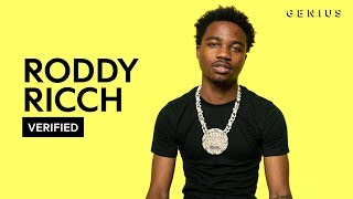 "Roddy Ricch ""Start Wit Me"" Official Lyrics & Meaning 