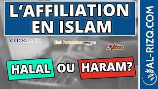 L'AFFILIATION en ISLAM : Permis (halal) ou non (haram) ?