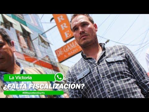 Ocupantes ilegítimos en La Victoria   Reportero Ciudadano
