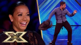 Stevi Ritchie BUSTS a move with this AMAZING Queen performance! | The X Factor UK