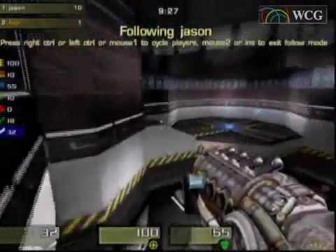 2006 Grand Final cyberspace 1: Quake 4 match: Socrates(USA) vs fox(SWE) |