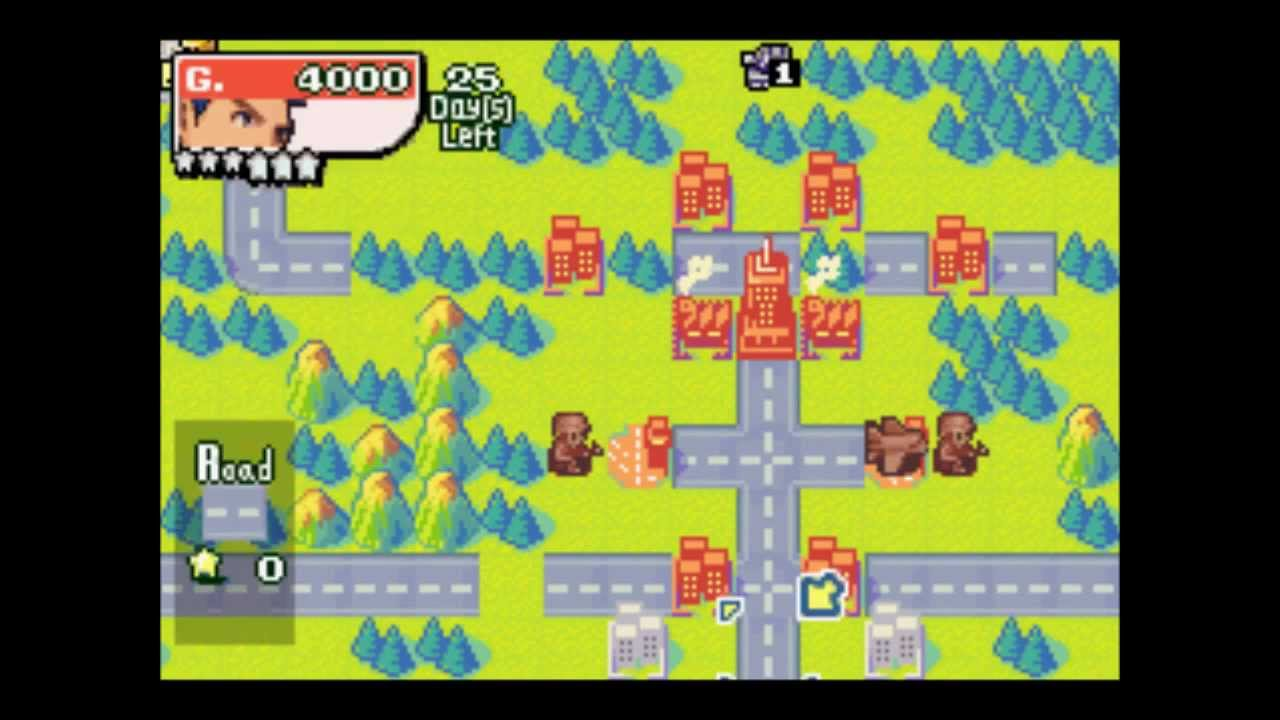 Advance Wars 2 Final Front S Rank Youtube