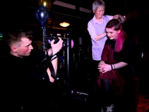 Mairead's shave or dye 2014 @ Hayes hotel [Full length] 21.02.2014.