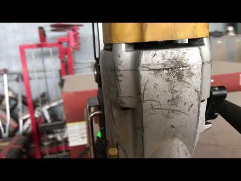 DeWalt DWE1622 Magnetic Drill Press W/ Case