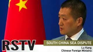 China Amenaza Publicamente a los Estados Unidos con ir a la Guerra contra ellos.
