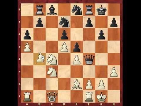 Chess: Susan Polgar 2550 - Bent Larsen 2560, Old Indian Defence http://sunday.b1u.org