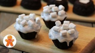 Шоколадные Кексы Маффины на Кефире