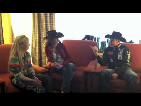 Ariat's Stran and Jennifer Smith