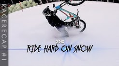 RIDE HARD ON SNOW 2018 - Thomas Rieger - Racerecap #1