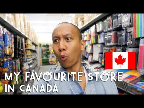 MY FAVOURITE STORE IN CANADA   Vlog #190