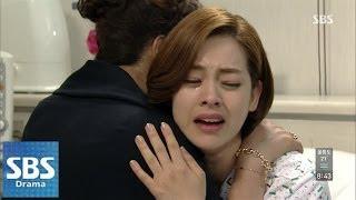 한다민, 결국 유산 '눈물' @나만의 당신 90회