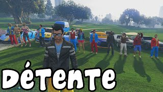 GTA 5 Online - Du fun avec la TFMG #10 | Détente | Gameplay PS4