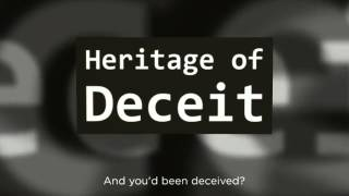 Heritage of Deceit - Book Trailer