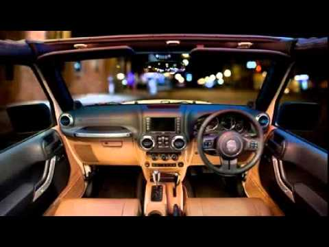 Jeep Wrangler Unlimited Custom Interior Youtube