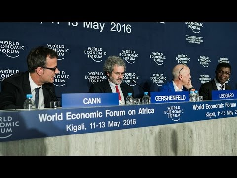 Africa 2016 - Issue Briefing: What Does the Fourth Industrial Revolution Mean to Africa?