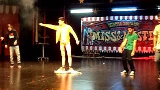 Miss e Mister ESPAA - Prova Livre de Bruninhão Santos