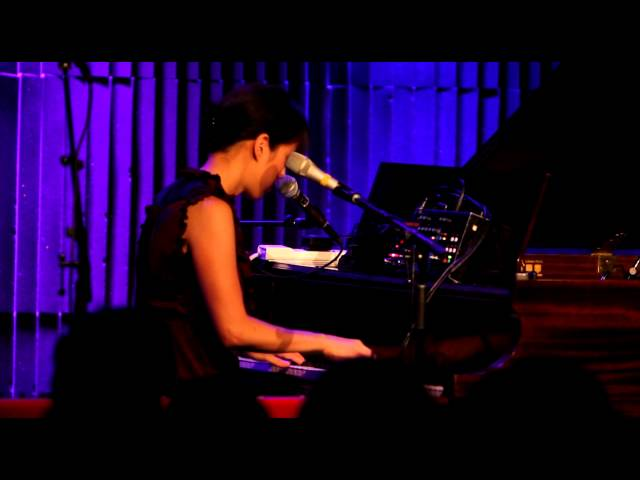 Vienna Teng In Concert: Whatever You Want (w/intro)