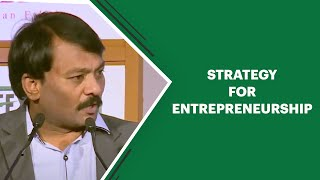 Strategy for entrepreneurship