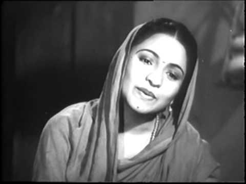 'Vithala naam ki madhuri....' in 'Sant Janabai'(1949)